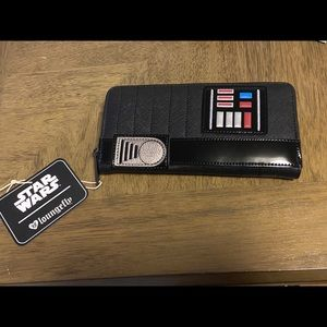 Loungefly Star Wars Darth Vader wallet
